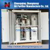 Multi-Function Vacuum Lubricating Oil Purification Plant, Lubricant Oil Filtration Plant, Enclosed Type Lube Oil Filtering Machine