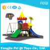 Most Popular Plastic Outdoor Playground Kids Made in China Castle Series (FQ-YQ08801)