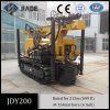 China Top-Rated Crawler Chassis Mounted Water Well Rig