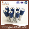 Carbide Spray Liner/Nozzle with Steel and Aluminum Jacket and Threads