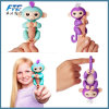 6 Color Fingerlings Monkey Interactive Baby Smart Colorful Fingers Toys