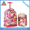 School Set Bag Trolley Wheeled Rolling Roller Backpack