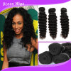 100% Pure Unprocessed Chemical Free Virgin Peruvian Deep Wave Raw Human Hair Extension