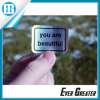Customized Wholesale Metallic Sticker with Your Logo
