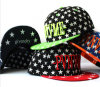 Popular Hat Star Design Leisure Cotton Flat Cap