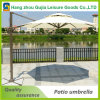 3m Cantilever Umbrella Market Garden Beach Outdoor Sunshade with Base