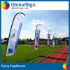 4.5m Promotional Feather Banner, Knife Banner for Events