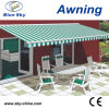 Economic Polyester Motorized Retractable Awning (B3200)