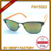 New Design Metal Sunglasses with Custom Logo in China FM15523