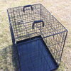High Quality Metal Dog Cage Wire Mesh Pet Bed