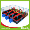 Liben Big Foam Pit Indoor Rectangle Children Trampoline