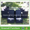 Multifunctional Footstool Cube Dining Set Outdoor Rattan Garden Furniture
