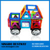 New Magnet Learning Car Robot Funny Magformers Toy
