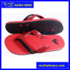 New Type Men PE Flip Flops with Two Color Sole