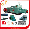 Two Stages Environmental Clay Brick Vacuum Extruder