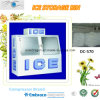 Bagged Ice Storage Bin with Slant Design