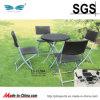 Garden Furniture Rattan Restaurant Table Chairs Set