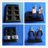 Black PVC Blister Tray for Insert Bottles Plastic Blister Tray