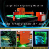 Large Work Size Glass Laser Engraving Machine