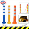 75cm High Visibility PE Driveway Safety Warning Reflective Traffic Post