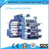 Automatic High Spped 6 Color Flexo Printing Machine for Sale