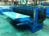 Barrel Type Metal Sheet Corrugation Machine
