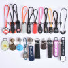 Customized Plastic Rubber Zipper Pull for Garment