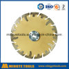 Turbo Diamond Saw Blade/Diamond Disc with Flange