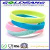 High Quality Promotional Customized Logo Rubber Hand Band/ Silicone Bracelet
