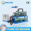 Koller 10 Tons Big Capacity Hot Sale Flake Ice Maker Used in Fishery (KP100)