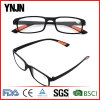 Ynjn Men Black Soft Fashion Reading Glasses (YJ-RG030)