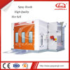 China Factory Cheap Used Diesel Car Spray Booth