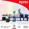 500kg/H CaCO3 Filler Masterbatch Pelletizing Line Equipment