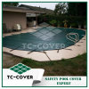 Anti-UV Mesh Safety Pool Cover for Outdoor Pool