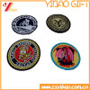 Custom Round Shape Embroidery Patch for Clothes