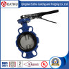 Ductile Iron Pn16 Wafer Butterfly Valve