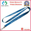 China Factory Supplying Cheap Custom Printed Club Lanyard with PVC Purse