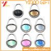 Custom Logo Acrylic Diamond Foldable Purse Bag Hook/Hanger for Promtoin Gift