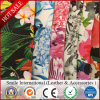 Hot Selling Popular Digital Printed PVC Artificial Shoe Leather