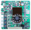 Atom D525 Motherboard with 4 LAN Port ITX-M5F