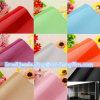 Rigid PVC Film Solid Color Self Adhesive PVC Contact Paper Shelf Liner Peel & Stick Wallpaper