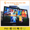 High Temperature Working Outdoor P10 Full Color LED Billboard