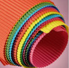Gift Wrapping Paper, Corrugated Paper, Wrapping Paper, Color Corrugated