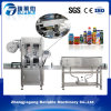 Best Bottle Shrink Sleeve Labeling Machine with Steam Shrink Tunnel