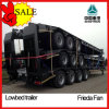 60ton 3 Axle Low Bed Semi Trailer for Sale