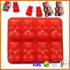 Gummy Bear Silicone Candy Chocolate Mold