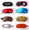Ce Certification Custom Printed Satin Sleeping Eye Masks for Shading Light