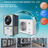 CE, AS/NZS60335 Australia, New Zealand Ceritificate 220V, 250L, 3kw, 5kw, 7kw, 9kw, Max60deg. C, Cop4.2 Tankless Heat Pump Water Heater