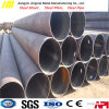 Round ERW Steel Tube ERW Black Pipe for Building Construction