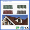 Nature Color Sand Surface Stone Coated Nosen Roof Tile